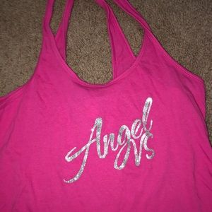 Crossback Victoria's Secret sleepwear tank top.